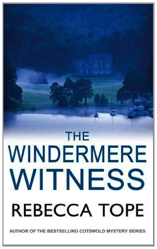 9780749012595: The Windermere Witness (Lake District Mysteries)
