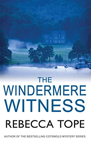 9780749012694: The Windermere Witness (Lake District Mysteries)