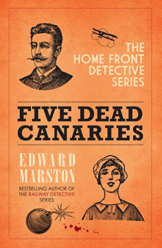 9780749013325: Five Dead Canaries (Home Front Detective Series)