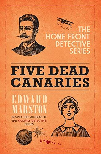 Five Dead Canaries (Marmion and Keedy): Marston, Edward