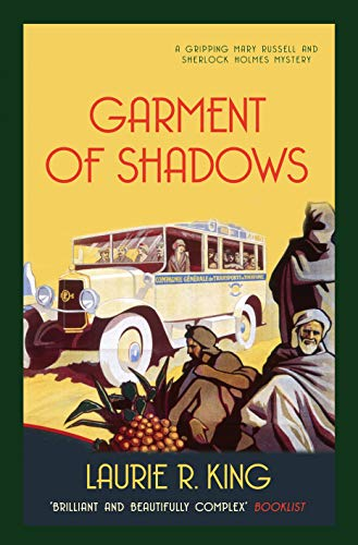 9780749013776: Garment of Shadows (Mary Russell & Sherlock Holmes)
