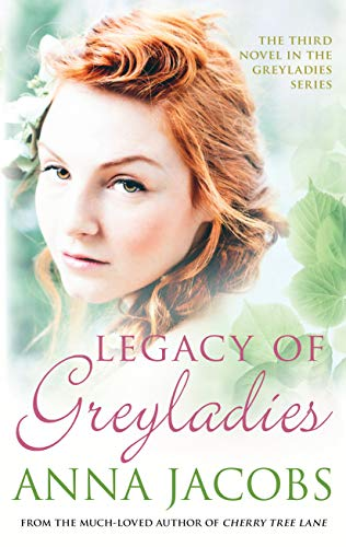 9780749014223: Legacy of Greyladies (The Greyladies Series)