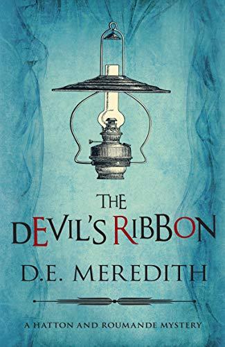 9780749014902: The Devil's Ribbon (Hatton and Roumande)