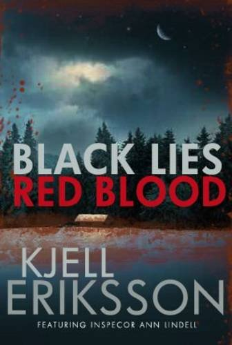 9780749015039: Black Lies, Red Blood (Inspector Ann Lindell)