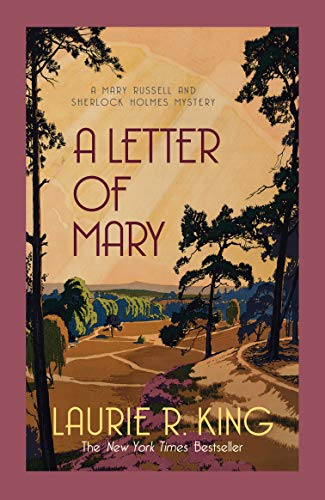 9780749015053: A Letter of Mary (Mary Russell & Sherlock Holmes)