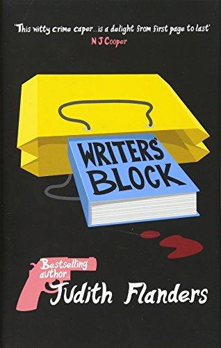 Writers' Block: Judith Flanders