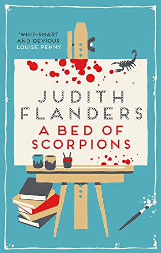 9780749015480: A Bed of Scorpions (Sam Clair)