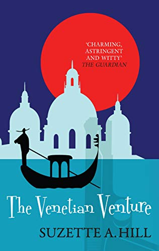 The Venetian Venture: Hill, Suzette A.