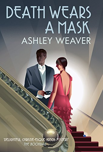 9780749017187: Death Wears a Mask (Amory Ames Mysteries)