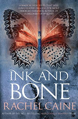 9780749017224: Ink and Bone
