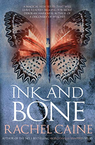 9780749017224: Ink and Bone (Novels of the Great Library)