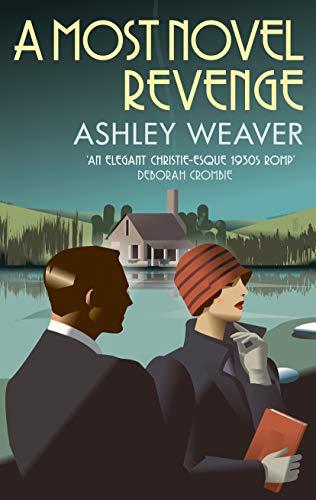 9780749017286: A Most Novel Revenge (Amory Ames Mysteries)