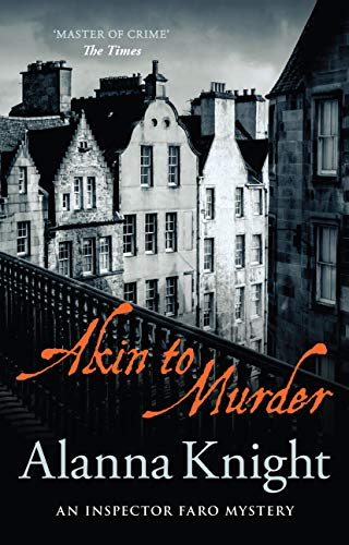 9780749019198: Akin to Murder (The Inspector Faro Series)