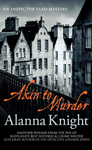 9780749019297: Akin to Murder (The Inspector Faro Series)