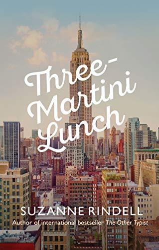 9780749020828: Three-Martini Lunch