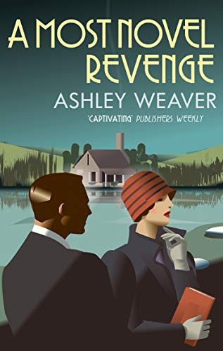 9780749020897: A Most Novel Revenge (The Amory Ames Mysteries)