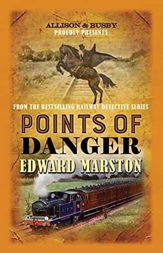 9780749023287: Points of Danger (Railway Detective): 16