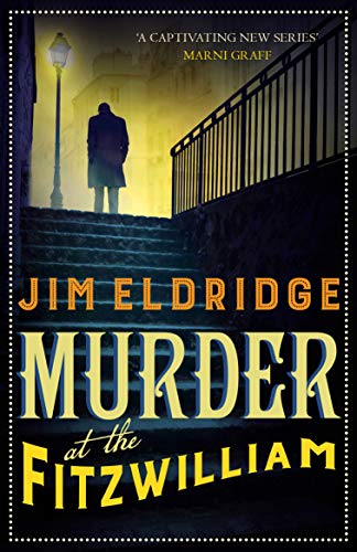 9780749023867: Murder at the Fitzwilliam (The Museum Mysteries)