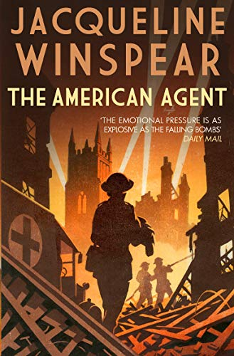 9780749024703: American Agent, The (Maisie Dobbs): A compelling wartime mystery