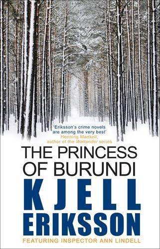 9780749040093: The Princess of Burundi. Kjell Eriksson (Inspector Ann Lindell)