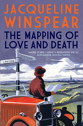 9780749040888: Mapping of Love and Death (Maisie Dobbs)