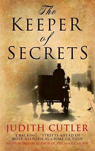 9780749079123: The Keeper of Secrets (The Parson Tobias Campion Series)