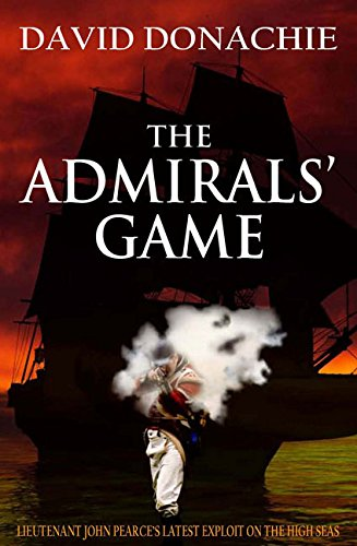 9780749079314: The Admirals' Game