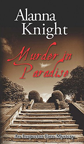 9780749079437: Murder in Paradise (The Inspector Faro Series)