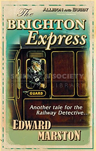 9780749079451: Murder on the Brighton Express (Railway Detective 5)