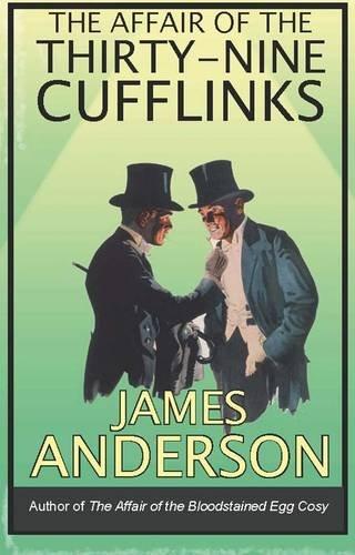 9780749079482: Affair of the Thirty-nine Cufflinks