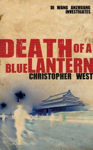 9780749080341: Death of a Blue Lantern