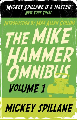 9780749080358: The Mike Hammer Omnibus: