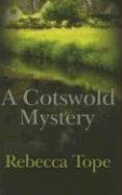 9780749080457: A Cotswold Mystery (Cotswold Mysteries)