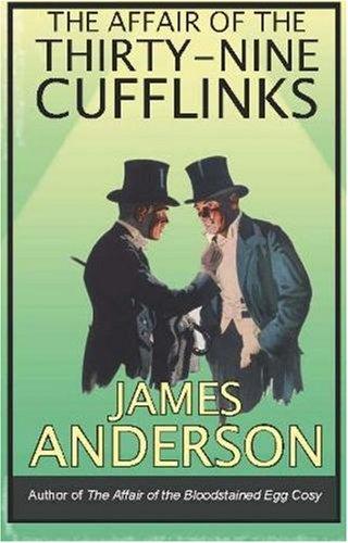 9780749080655: Affair of the Thirty Nine Cufflinks