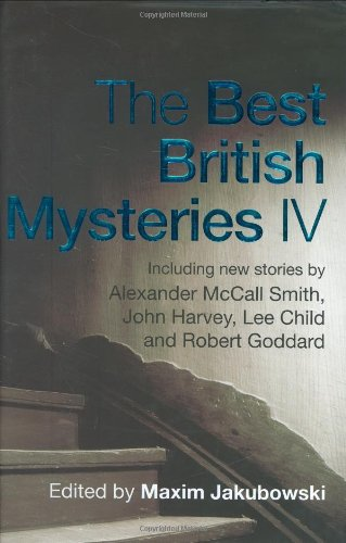9780749081171: The Best British Mysteries IV (Mammoth Book of Best British Mysteries)