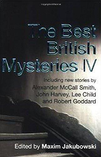 9780749081225: The Best British Mysteries IV