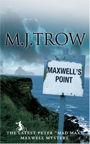 9780749081485: Maxwell's Point (Peter Maxwell Mysteries)
