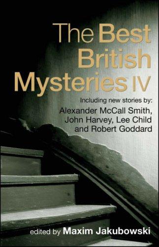 9780749081997: The Best British Mysteries: v. 4