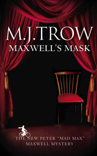 9780749082178: Maxwell's Mask: A Peter Maxwell Mystery