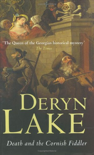 Death and The Cornish Fiddler: A John Rawlings Mystery: Deryn Lake