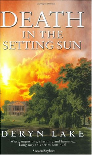 9780749083656: Death in the Setting Sun (Crime Collection)