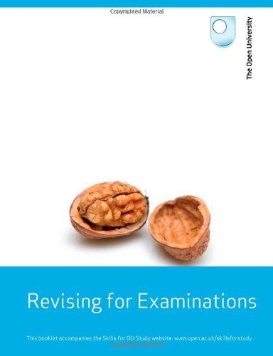 9780749212674: Study Skills: Revising for Examinations