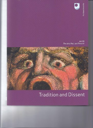 9780749217013: AA100 The Arts Past and Present - Tradition and Dissent (Book 2)
