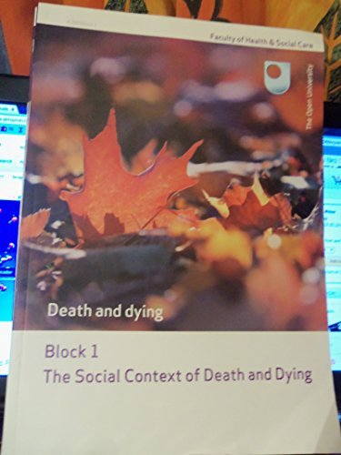 the social context of death and dying This article is about death in the different cultures around the world as well as  ethical issues relating to death, such as martyrdom, suicide and euthanasia  death.