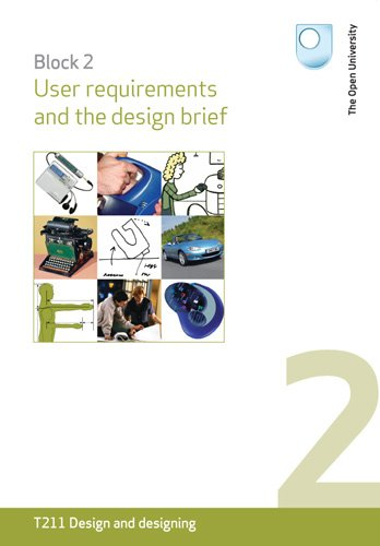 9780749219987: User Requirements and the Design Brief