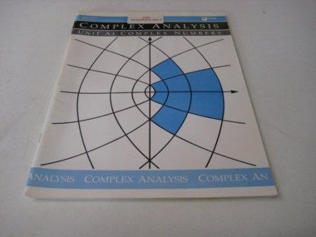 9780749221751: Complex Numbers: Unit A1 (Course M337)