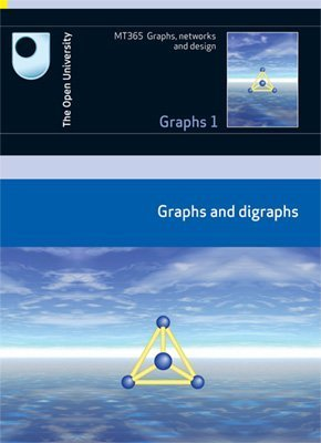 9780749222208: Graphs and Digraphs: Graphs 1 (Course MT365)