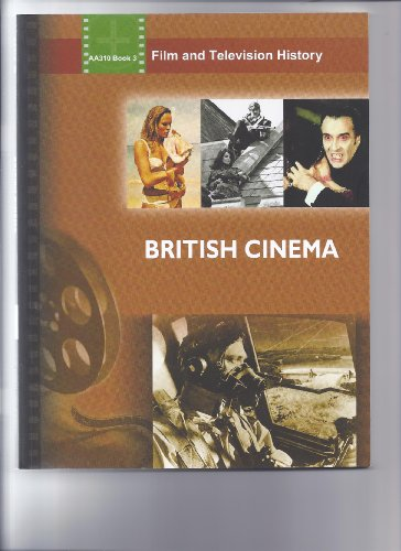 9780749239787: British Cinema (AA310 Film and Television History)