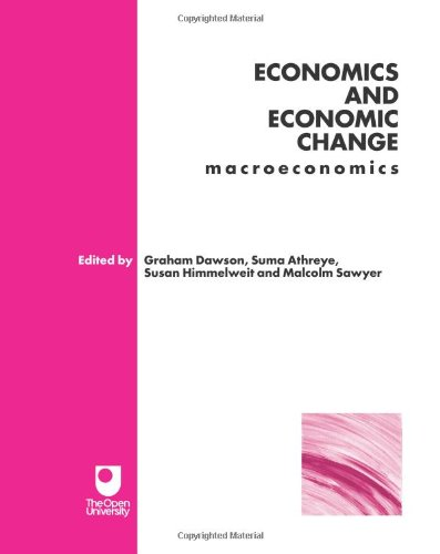 9780749253707: Macroeconomics (Economics and Economic Change)