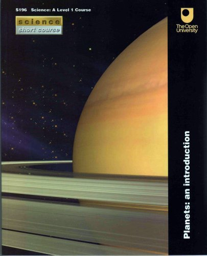 9780749258627: Planets: an introduction (S196 Science: A Level 1 Course)